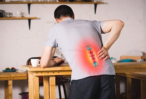 Spondylolysis Demonstration | Interventional Spine & Surgery Group